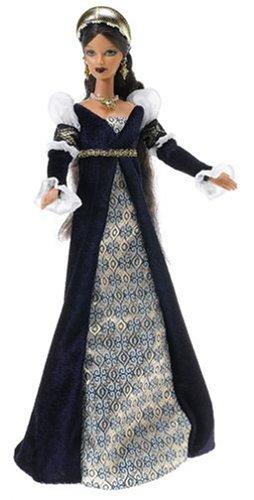 Mattel Dolls of the World: Princess of the Renaissance Barbie