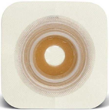 "Convatec Sur-Fit Natura Skin Barrier - 413418BX - 7/8""-1-1/4'' Stoma, 1-3/4'' Flange, 10 Each / Box"