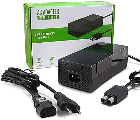 IDESION Fuente de alimentación eléctricade Xbox One Kit de ...