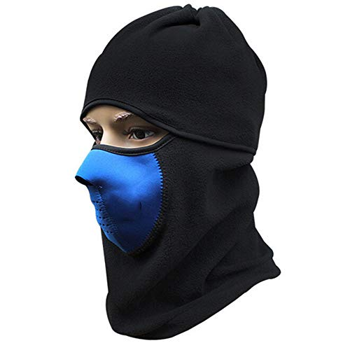 LIUSIYU Balaclava Windproof Mask, Ski Trooper Motorcycle Mas