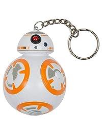 Star Wars 882041031416 3D Keychain With Sound Bb-8 Figure