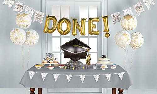 Anagram International Graduation Room Decorating Kit, Party Supplies,