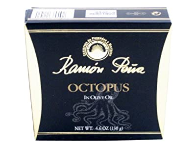 Octopus in Olive Oil