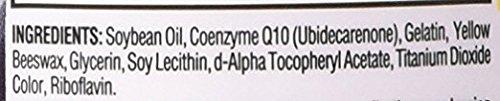 Kirkland Signature CoQ10 300 mg, 100 Softgels (Pack of 3)