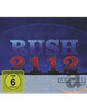 2112 (Deluxe Edition CD+Blu-ray)