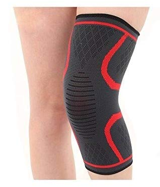 Amazon price history for ADD GEAR Knee Cap Sleeve for Pain Relief, Running, Support, Sports, Basketball, Badminton, Jogging, Gym, Workout, Arthritis for Men and Women (Pack of 2)