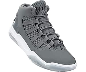 sale retailer 0deb7 99151 ... Jordan Nike Men s Max Aura Cool Grey White Clear. upc 884802091042  product image1. upc 884802091042 product image2