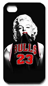 Marilyn Monroe Smoking Design Plastic Hard Case Cover Back Skin Protector for Apple iPhone 6 plus 5.5