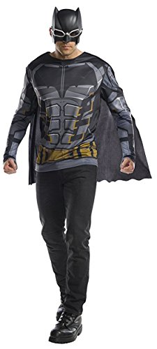 Batman Products : Rubies Justice League Mens Tactical Batman Costume