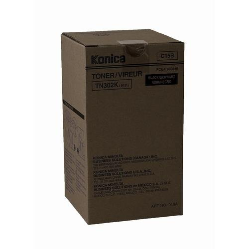 Konica Minolta 8031 OEM Black Toner Cartridge by Konica-Minolta