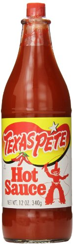 TEXAS PETE Hot Sauce, 12 oz