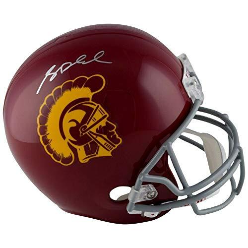 (SAM DARNOLD Autographed USC Trojans Full Size Riddell Replica Helmet FANATICS)