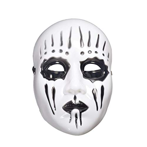 Halloween Party Scary Creepy Mask Cosplay Skull Disgusting Face Terror Head -