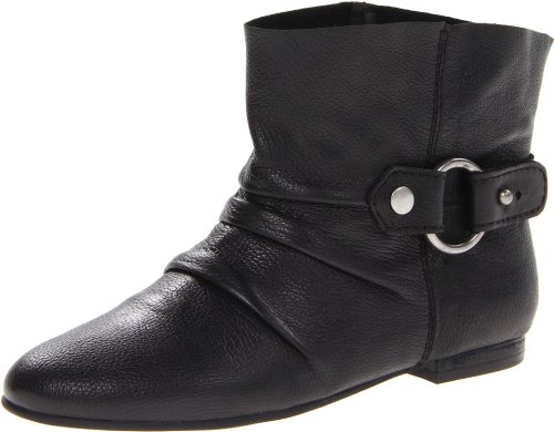 West Thalassa Leather Black Women's Nine Fqx4gUnF