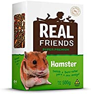 Real Friends Hamster - 500 g