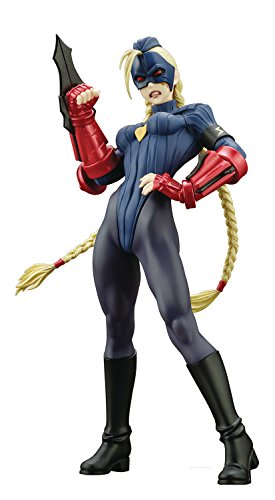 Cammy Street Fighter - Kotobukiya Street Fighter: Decapre Bishoujo Statue