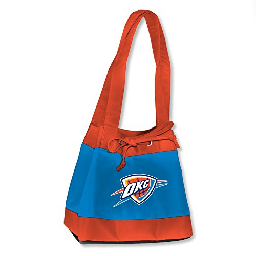 City Thunder Fashion Lunch Bag with Embroidered Logo ()