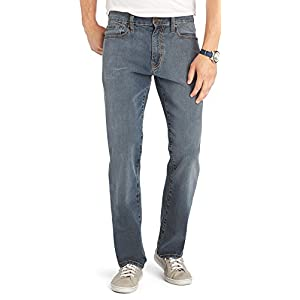 IZOD Mens Big & Tall Relaxed Fit Comfort Jeans