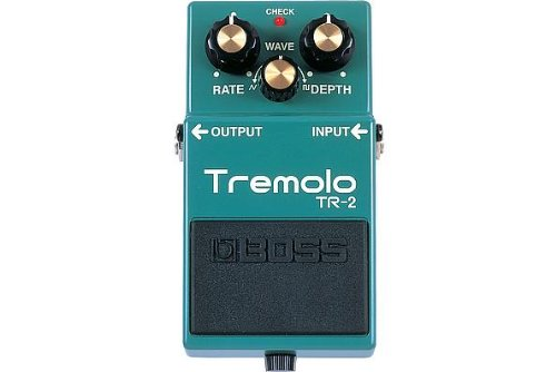 BOSS AUDIO TR2 Tremolo Pedal ()