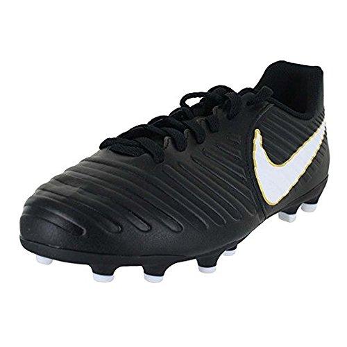 Nike Jr Tiempo Rio IV FG Größe (Variation) 37.5, Größenschema 37.5, Variationsfarbe Schwarz, Farbschema Schwarz