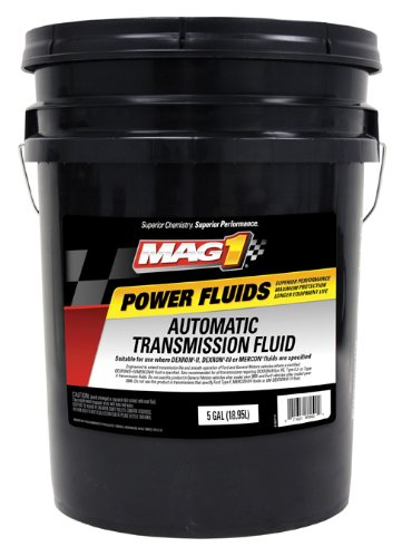 Mag 1 905 Automatic Transmission Fluid - 5 Gallon (5 Automatic Transmission)