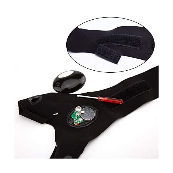 41F9cMb1%2BdL LUTER 1 Paar LED Taschenlampen Handschuhe Angel Handschuhe und Schraubendreher Gadget Tool zur Reparatur von Arbeiten im…