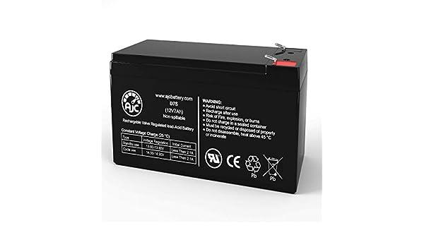 Tripp Lite BP240V10RT3U 12V 7Ah UPS Battery This is an AJC Brand Replacement