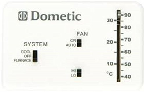 (Dometic 3106995.032 RV Thermostat)