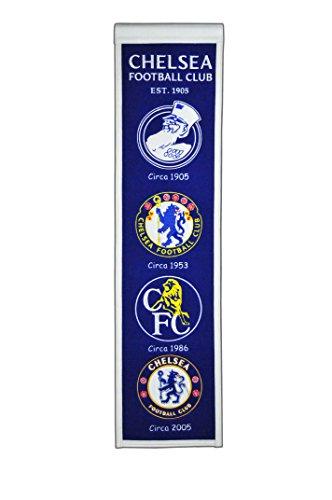 Winning Streak English Premiership Chelsea FC Heritage Banner by Winning Streak