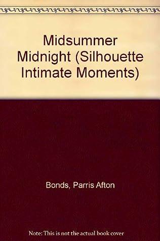 book cover of Midsummer Midnight