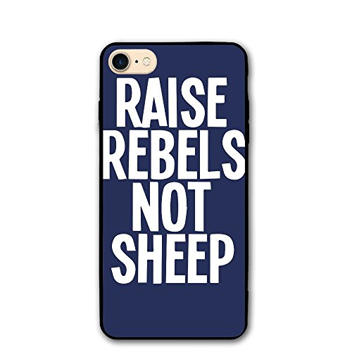 T Mobile Girl Halloween Costume (Binpon123 Raise Rebels Not Sheep IPhone 8 8s Case 4.7