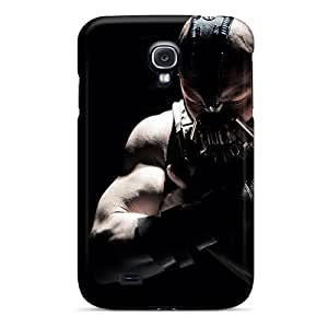 Durable Case For The Galaxy S4- Eco-friendly Retail Packaging(tom Hardy In The Dark Knight Rises)
