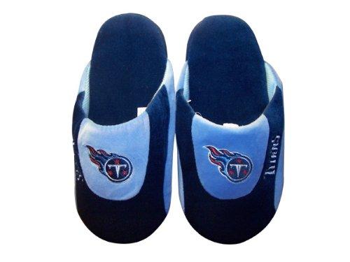 Happy Feet & Bekväma Fötter - Officiellt Licensierade Mens Och Womens Nfl Låg Pro Tofflor Tennessee Titans Låg Pro