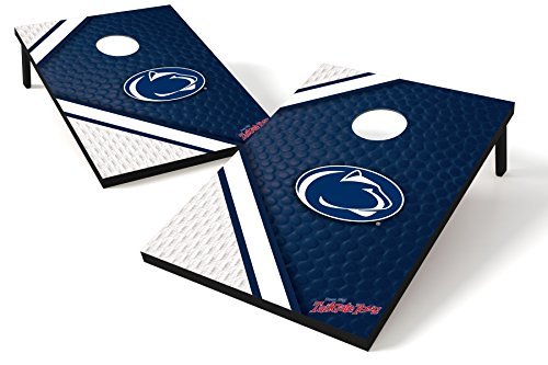 NCAA College Penn State Nittany Lions Tailgate Toss Bean Bag Game Set, 36