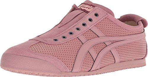 Onitsuka Tiger Unisex Mexico 66 Slip-On Shoes D815L, Ash Rose/Ash Rose, 9 M US (Ash Slip On)