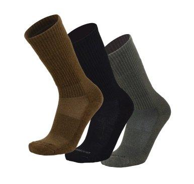 LEGEND Compression Merino Wool Tactical Boot Socks