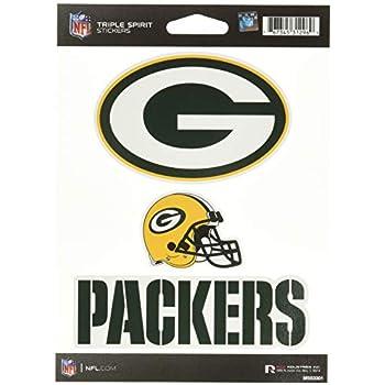 NFL Rico Industries Die Cut 3-Pi...