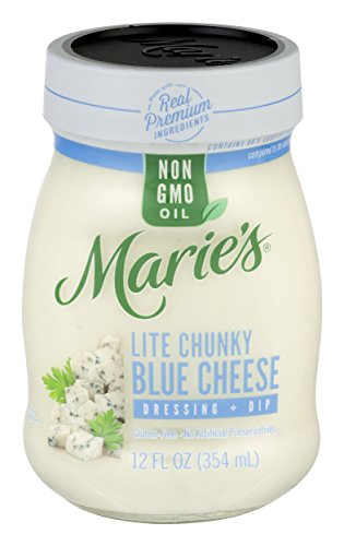 Marie's, Lite Blue Cheese Dressing, 12 oz