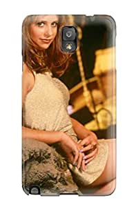Top Quality Protection Buffy 124 Celebrity People Celebrity Case Cover For Galaxy Note 3
