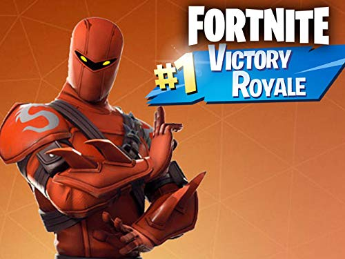 Clip: Fortnite Season 8 - Insane 18 Kills 1st Place Finish and Victory Royale as the Red Ninja! New Gameplay!]()