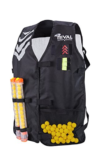 Nerf Rival Tactical Vest, Red and Blue flag