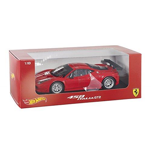 Hotwheels Heritage 1:18 Scale Ferrari 458 Italia GT2 -