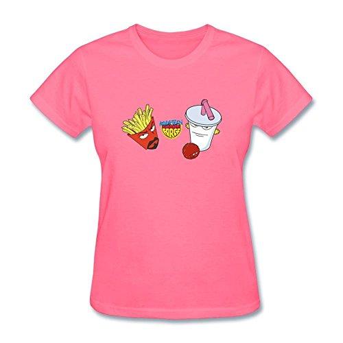 Women's Aqua Teen Hunger Force DIY Cotton Short Sleeve T Shirt