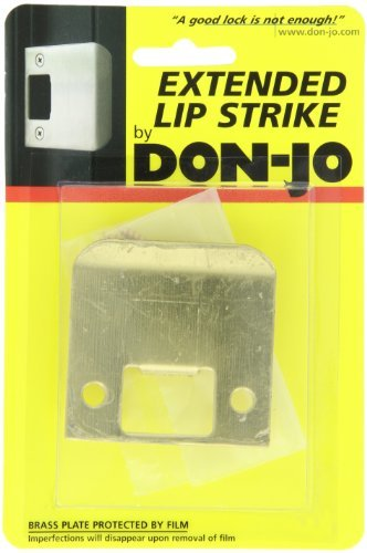 Don-Jo DON EL-175 605 RC 2. 25 IN EXTENDED LIP STRIKE 1. 75 IN LIP by Don-Jo