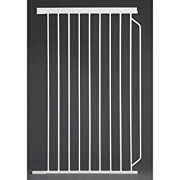 Carlson Pet Products 24-Inch Wide Extension Kit, Only for use with Extra Tall Pet Gate model #0941PW