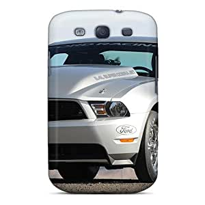 Ideal Mialisabblake Case Cover For Galaxy S3(2010 Ford Mustang Cobra Jet), Protective Stylish Case