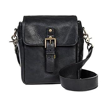 1e4aa834a83 ONA - The Bond Street - Camera Messenger Bag - Black Leather (ONA5-064LBL
