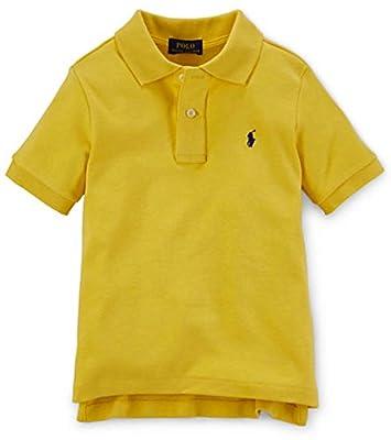 Ralph Lauren Boys' Solid Polo Shirt