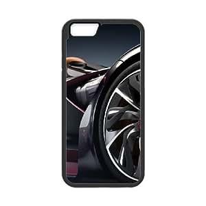 Citroen iPhone 6 Plus 5.5 Inch Cell Phone Case Black LMS3840862