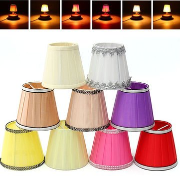 Pendant light accessories fabric chandelier lampshade holder clip pendant light accessories fabric chandelier lampshade holder clip on sconce bedroom beside bed lamp hanging aloadofball Image collections